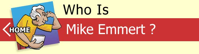 Who Is Mike Errert?